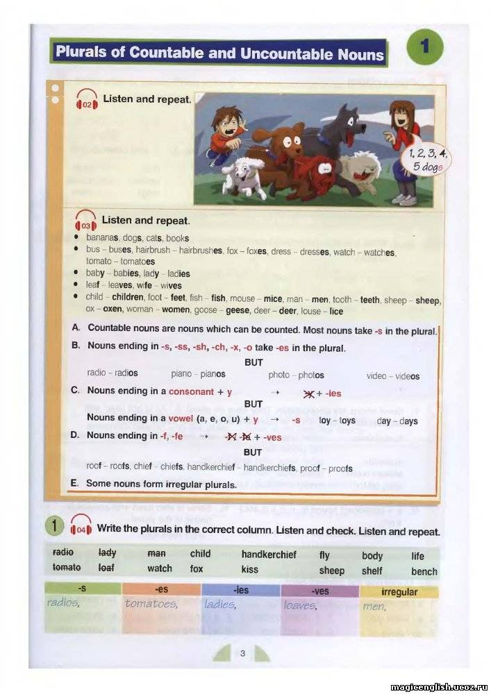 английскому языку round-up гдз класс по 7
